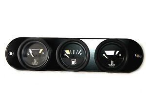 Land Rover Defender 90/110 - Center Dash Face Plate (3 VDO gauge configuration)