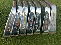 MacGregor MT Iron Set 3-8+10  /  RH  / MT Lite Medium 2 Steel / Vintage / mm4030