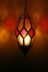 Moroccan style dragon egg lantern - small