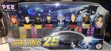 2012 PEZ STAR TREK The Next Generation Collectible 25 25th FUN Toy Pez Limited !