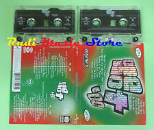 BOX 2 MC ONE SHOT 80 volume 5 compilation 1999 SPAGNA DEN HARROW SAVAGE no cd lp
