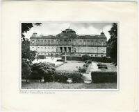 Gotha, Naturkundemuseum, Orig. Silbergelatine- Foto um 1975