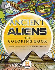 Alienigenas ancestrales ™ - el libro de colorear, productores de antiguos extranjeros, el, nuevo