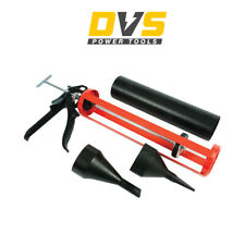 Concept 210019 Standard Pointing and Grouting Gun with Attachments