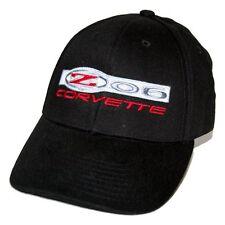 C5 Z06 Corvette Black Cotton Hat