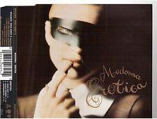 MADONNA erotica CD MAXI germany