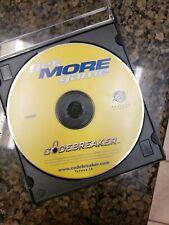 CodeBreaker version 10 Get More Game PS2 Playstation 2 Yellow Pelican Disc