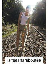 Publicité 2013  la fée maraboutée pret à porter collection mode vetement