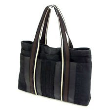2f0721755e Hermes Tote bag Black Woman Authentic Used T5991