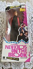 Vintage New 1990 Jordan Doll New Kids On The Block Boy Band Nrfb Hangin' Loose.