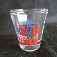 Amarillo  The Big Texan Steak Ranch Shot Glass Souvenir