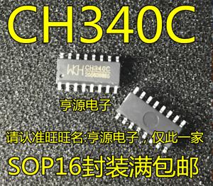 CH340C USB CH340 SOP16