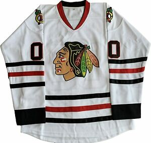 Clark Griswold #00 X-Mas Christmas Vacation Movie Hockey Jersey White