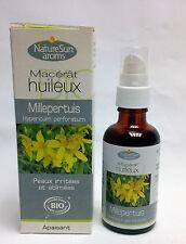 NatureSun Aroms - Huile Végétale Millepertuis Bio - 50 ml
