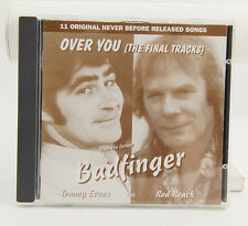 Over You (The Final Tracks) Tom Evans with Rod Roach CD Badfinger Beatles