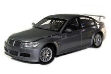 BMW 320si WTCC 320 si TEST CAR 1/18 DIE CAST MAKE BY GUILOY 67509 GREY