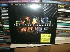 Star Wars The Force Awakens Soundtrack Super Deluxe Limited Disney CD