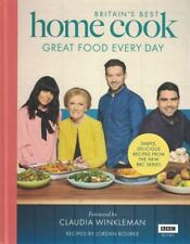 Britain's Best Home Cook Great Food Everyday - Recipes by Jordan Bourke (NEW HB)