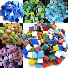 12mm Opus Mosaic tiles for Arts and Crafts - 250g Various Colours