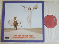 THE ROLLING STONES - Get Yer Ya-Ya's out! LP Decca – 6.22158 AO Germany