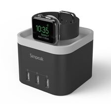 USB CHARGING STAND Cable Charger Cord Docking Station For iWatch APPLE WATCH