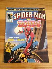 Spiderman And Zoids Magazine # 11