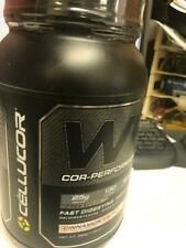 Cellucor Limited Edition Whey Protein 1.94 lb Cinnamon Swirl 10/19 Free Shipping
