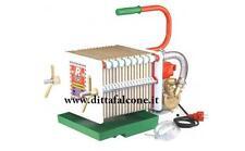 Filtro a piastre per vino - Rover Colombo 18 - enologico elettrico per filtrare