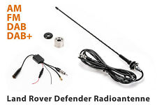 NAKATANENGA LAND ROVER DEFENDER 90/110/130 RADIOANTENNE - AM/FM/DAB/DAB+