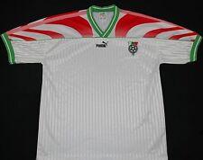 1995-1996 Bulgaria Puma Home Football Shirt (talle Xl)