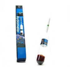 Aquarium Saltwater Hydrometer -Marine Specific Reading Gravity Meter Fish Tank