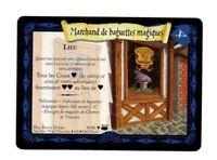 HARRY POTTER n° 49/80 - Lieu : Marchand de baguettes magiques  (Réf. 127)