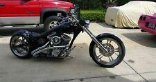 2006 big bear chopper motorcycle show bike 1300 miles spotless Harley custom S&S