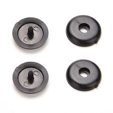 4schwarz Universal Clip Sicherheitsgurt Stopper Schnalle Sicherheit Auto TeileRW
