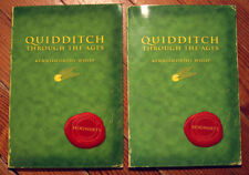QUIDDITCH Through the Ages: Kennilworthy Whisp (2) HARRY POTTER Books 2001