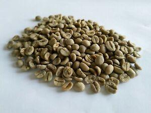 Brazil Blue Diamond Green Coffee Beans For Home Roasting