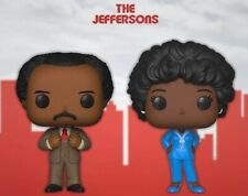 Funko POP! Television The Jeffersons George and Louise 2 Pack Target Exclusive