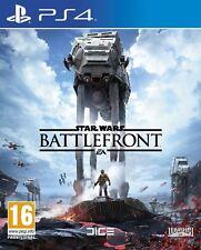 Star Wars Battlefront Ps4 PlayStation 4 UK Postage