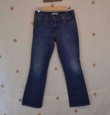 Levi's Womens Jeans 4M Denim 515 Bootcut Factory Distressed CP9