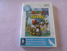 Jeu Nintendo Wii Mario power Tennis