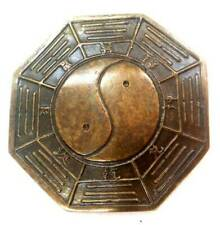 Bagua Feng Shui Large Coin Charm