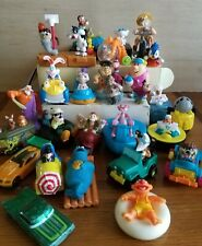 Lot  Mcdonalds & ect. Fast Food Toys 26 pink panther goofy sonic looney tunes