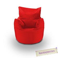 Poires et sièges gonflables rouge pour la chambre