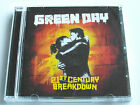 Green Day - 21st Century Breakdown (CD Album) Very Good
