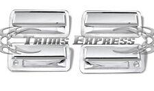 1998-2006 Chevy S-10 Blazer 4Dr Chrome Door Handle Covers w/PSKH