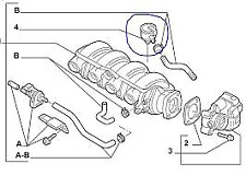 Alfa Romeo Genuine Intake Manifold Valve 159 Spider 2.2 JTS 77363754