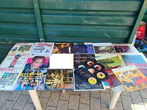 33x alte Schallplatten DDR Amiga ,Eterna, Litera Konvolut Single+LP