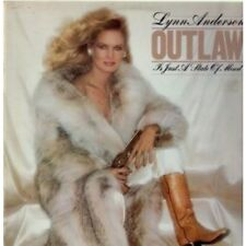 """LYNN ANDERSON """"Smile For Me"""" NEW FACTORY SEALED 1979 Columbia LP"""