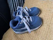 Infantes Niños pequeños Bebé Tenis De Entrenamiento Nike Air Max 90 Azul Talla 5.5 Reino Unido