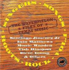 Various - The Watermelon Files Of Texas Music - Si CD - 4482